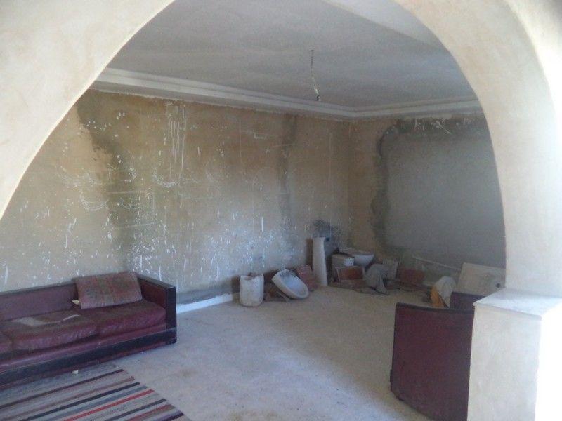Maison plein pieds au cours de finition à hammamet
