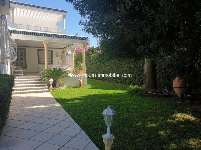 Villa maram al à sidi mahersi