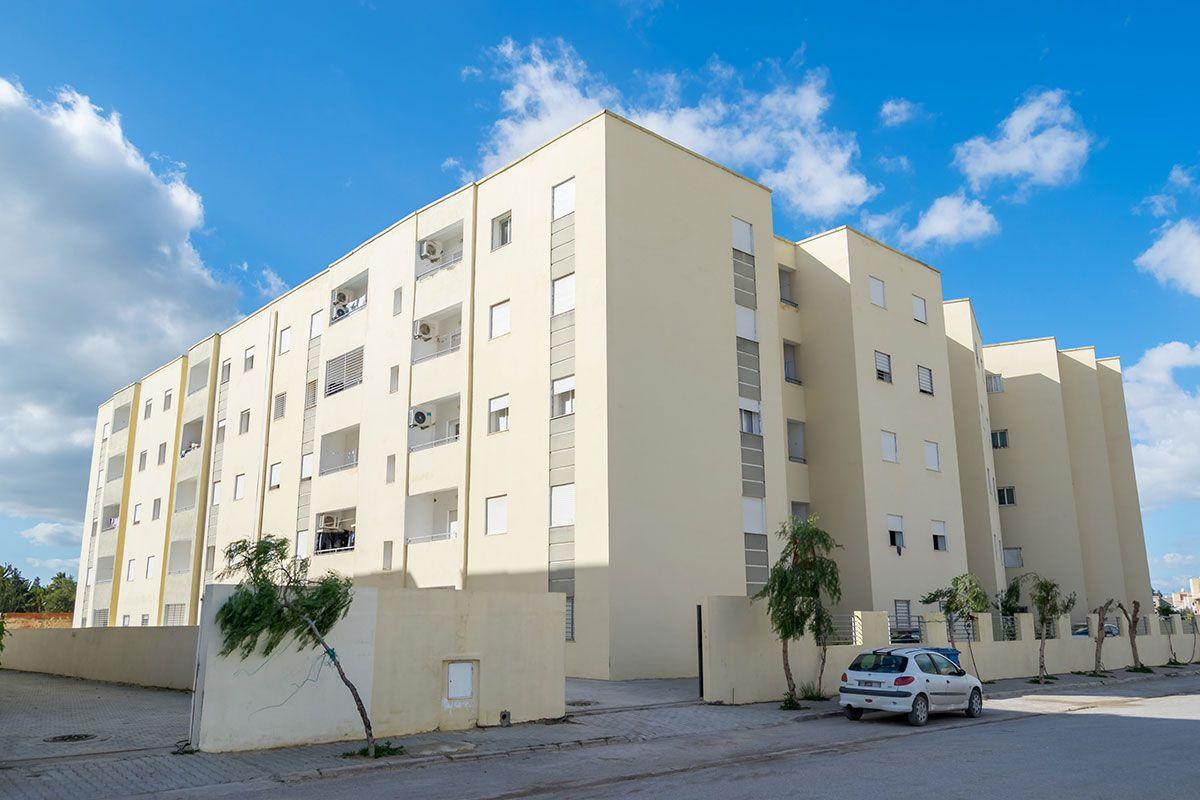 Appartements s+2 de haut standing à mornag