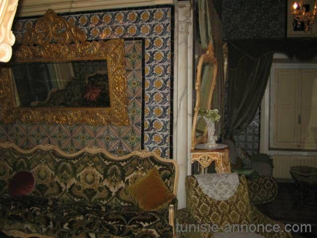 La maison arabe traditionnelle vente maison bab menara for Salle de bain occasion tunisie